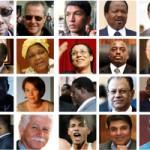 Les 100 personnalités qui feront l'Afrique en 2010