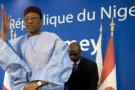 L'ex-chef de l'Etat nigérien Mamadou Tandja, renversé le 18 février 2010.