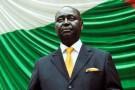 À l'Assemblée nationale, le 1er juillet à Bangui.