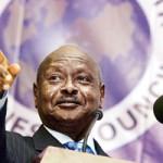 Yoweri Museveni l'inusable