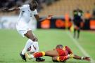 Football: amical Burkina Faso-Gabon le 5 septembre à Nice (image d'illustration).