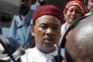 L'opposant nigérien Mahamadou Issoufrou, le 12 mars 2011 à Niamey.