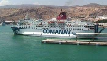 bateau maroc italie