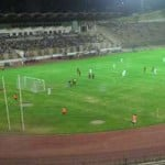 Stade d'Annaba au Maroc.