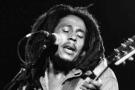 Bob Marley lors d'un concert à Paris, le 4 juillet 1980.