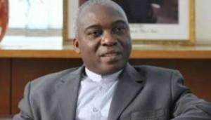 Ahoua Don Mello, ancien ministre de l'Équipement du dernier gouvernement de Laurent Gbagbo.