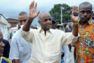 L'ancien Premier ministre gabonais Jean Eyeghe Ndong, en août 2009 à Libreville.