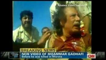 Libye : la famille Kadhafi veut porter plainte contre l'Otan
