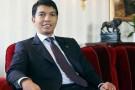 Andy Rajoelina a rencontré Nicolas Sarkozy, le 7 décembre 2011 à Paris.