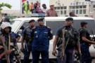 L'armée congolaise est déployée dans les rues de Kinshasa.