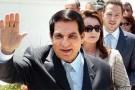 Zine el Abidine Ben Ali et Leïla Trabelsi, aujourd'hui en fuite en Arabie Saoudite.