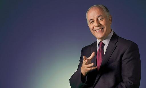 Mustapha Kamel Nabli, gouverneur de la Banque centrale © Ons Abid pour J.A.
