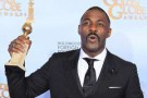 Idris Elba a décroché un Golden Globe pour Luther.