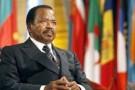 Paul Biya, au pouvior depuis 30 ans.