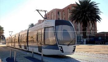 Tramway de Ouargla, le tramway du désert