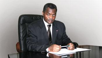 Protais Ayangma Amang, ancien gouverneur emblématique du district Afrique centrale.