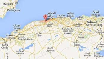 Carte Algerie Tipaza.Algerie Un Attentat A La Bombe Cause La Mort De Quatre Militaires
