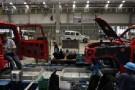 Une usine de Mahindra à Nashik, à 160 kilomètres de Mumbai, la capitale économique du pays.