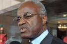 Jean Eyéghé Ndong, candidat à la mairie de Libreville.