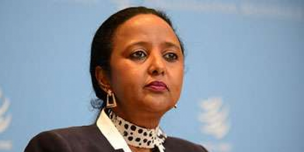 La Kényane Amina Mohamed est en lice pour remplacer Roberto Azevêdo à la tête de l'OMC.