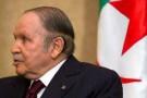 Abdelaziz Bouteflika, le 3 avril 2014 à Alger lors d'une rencontre avec John Kerry.
