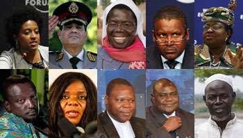 Les 10 Africains les plus influents du monde selon le magazine « Time