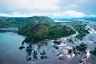 Barrages Inga I et Inga II, en RD Congo. La troisième phase du projet a reçu le soutien de la Banque mondiale et de la BAD.