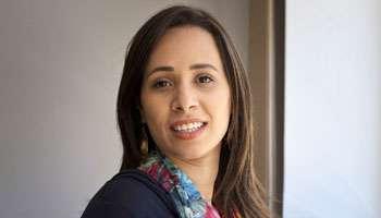 Tunisie : <b>Oumayma Ben</b> Youssef, 25 ans, à Nida Tounes pour faire avancer le <b>...</b> - 007072014143819000000JA2791p038_oumeyna