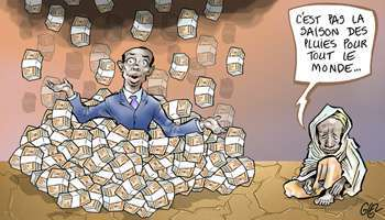 """Résultat de recherche d'images pour """"caricature covid milliardaires"""""""