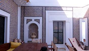 Architecture maison tunisienne traditionnelle for Architecture tunisienne maison