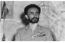 Le «roi des rois», Hailé Sélassié 1er, dernier empereur d'Éthiopie.