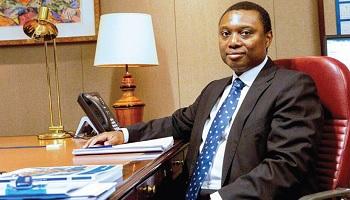 SimTshabalala a rejoint Standard Bank en 2000.