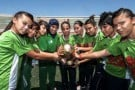 Depuis cinq ans, Afak Relizane rafle tous les trophées.