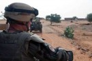 Un soldat français dans le Nord du Mali.