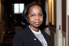 Evelyne Tall, directrice générale adjointe d'Ecobank.