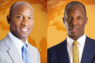 Tope Lawani et Babatunde Soyoye, cofondateurs d'Helios Investment Partners.