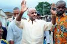 Jean Eyeghe Ndong, l'un des leaders de l'Union nationale, tout juste réhabilité.