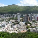 Port-Louis vu de la citadelle