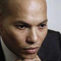 Karim Wade en 2008.