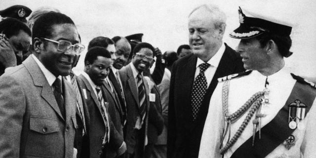 """Zimbabwe: en 1980, la """"nouvelle guerre"""" de Robert Mugabe"""