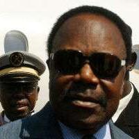Omar Bongo Ondimba.