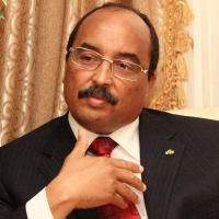 Le président mauritanien Mohamed Ould Abdelaziz, en juin 2011.