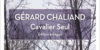 Cavalier seul, de Gérard Chaliand, éditions de L'Aube, 224 pages, 14 €