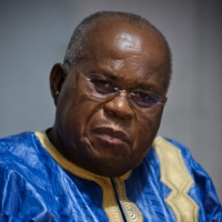 Étienne Tshisekedi, leader de l'UDPS, principal parti d'opposition en RDC.