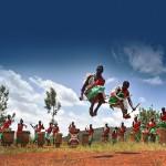 Cérémonie de danse rituelle au tambour royal du Burundi