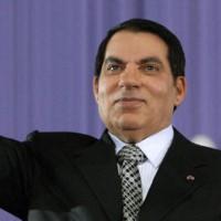 Le 7 novembre 2007, Ben Ali lors du 20è anniversaire de son accession au pouvoir, à Tunis.