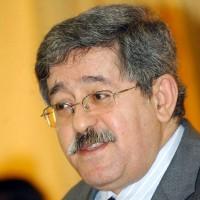 Ahmed Ouyahia en mars 2008.