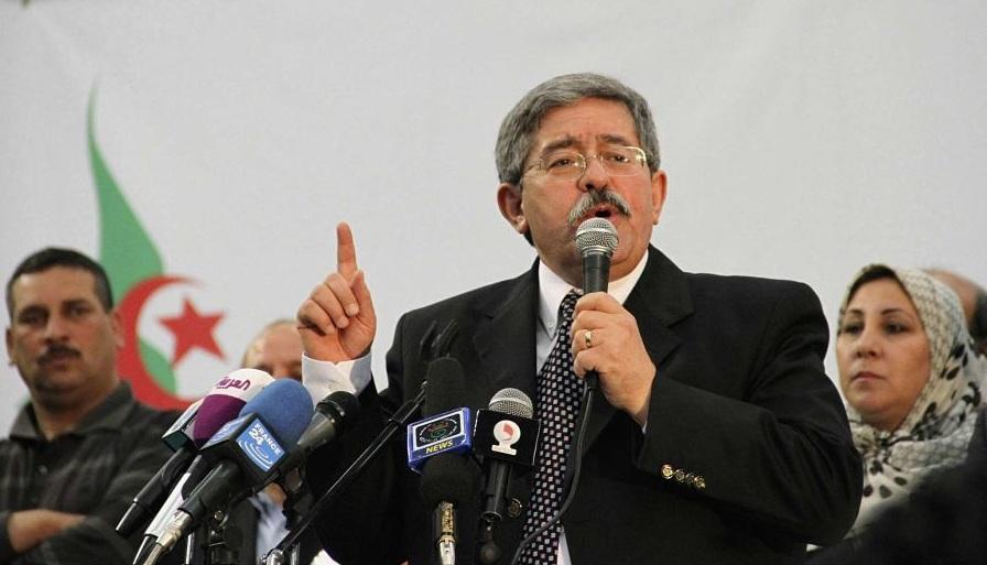 Ahmed Ouyahia, premier ministre algérien.