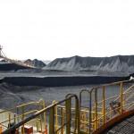 Le site d'extraction de charbon de Moatize, au Mozambique, géré par le géant brésilien Vale.