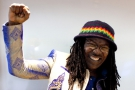 Le chanteur ivoirien Alpha Blondy
